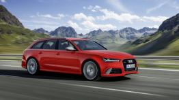 Audi RS6 Avant performance (2016)