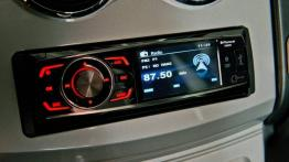 Microcar M.Go Family (2016) - radio/cd/panel lcd