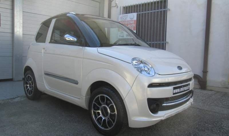 Microcar MGo Hatchback Family