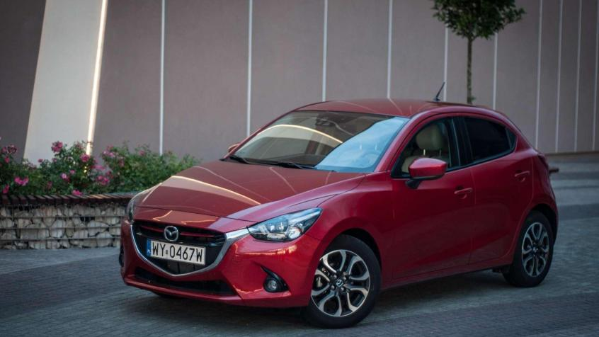 Mazda 2 III Hatchback Facelifting