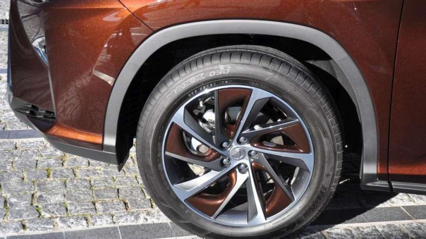 Lexus Rx Iv Suv