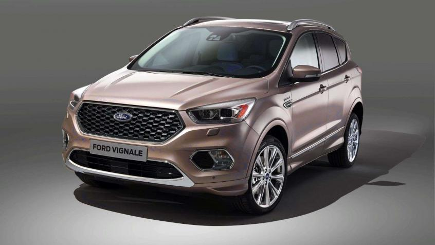 Ford Kuga II SUV Facelifting