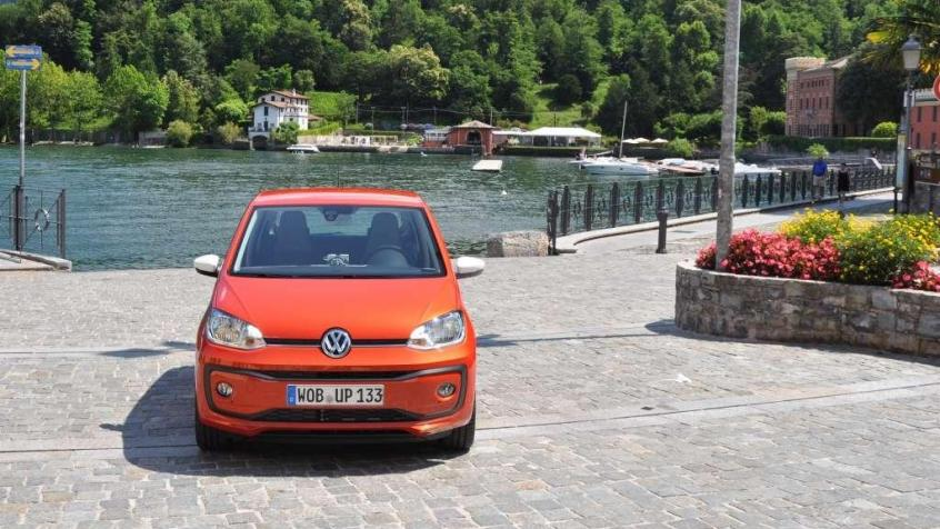 Volkswagen up! Hatchback 5d Facelifting
