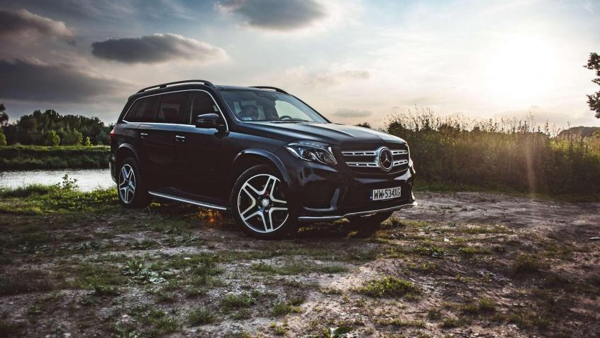 Mercedes GLS X166 Off-Tourer