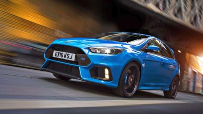 Ford Focus RS-RHD (2016)