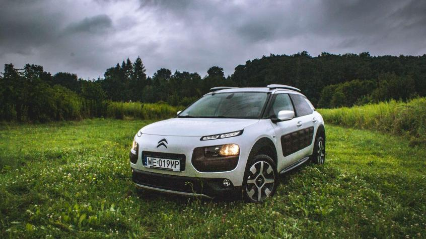 Citroen C4 Cactus Crossover Facelifting