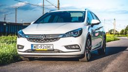 Opel Astra K Sports Tourer 1.4 Turbo 150KM 110kW 2016-2019