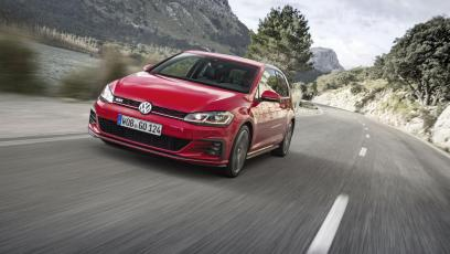 Volkswagen Golf VII GTI 3d Facelifting