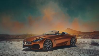 BMW Z4 Roadster Concept (2018)