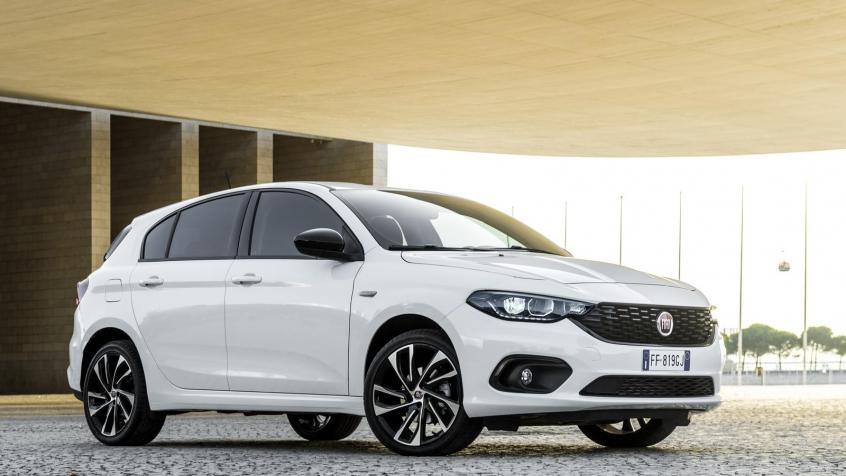 Fiat Tipo II Sedan Facelifting