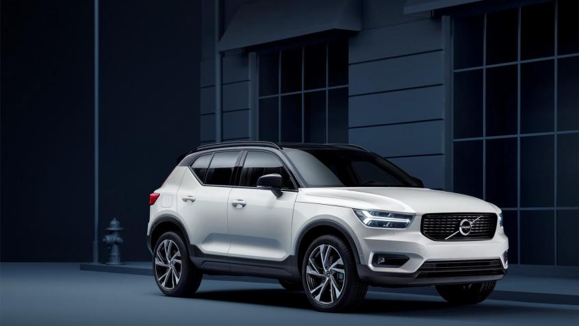 Volvo XC40 Crossover Plug-In