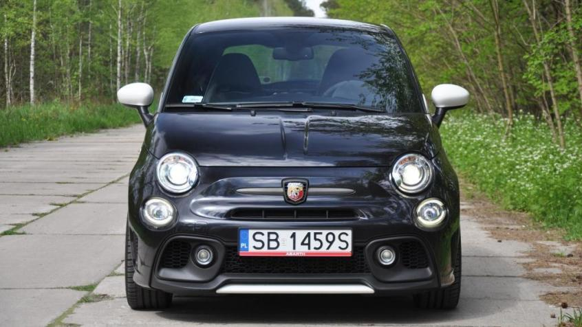 Abarth 500 Hatchback Seria 4