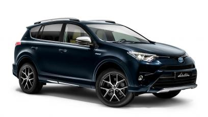 Toyota RAV4 Hybrid Selection (2017)