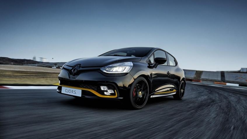 Renault Clio IV RS Facelifting