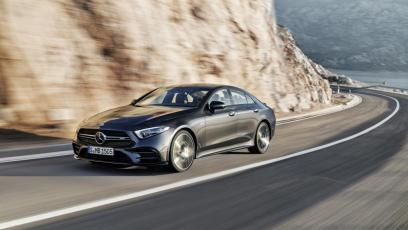 Mercedes-AMG CLS 53 4MATIC+ (2018)