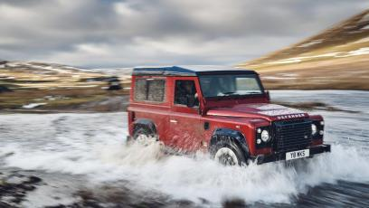 Land Rover Defender (2018)