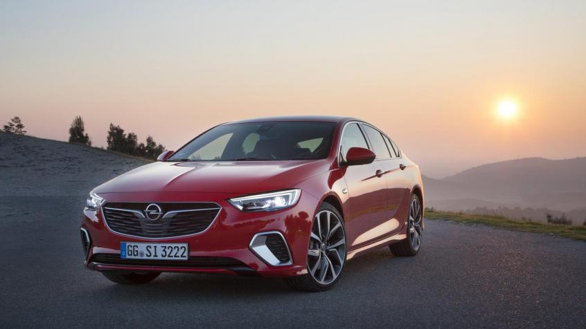 Opel Insignia II Grand Sport Facelifting