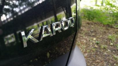 skoda karoq crossover 1 5 tsi act 150km 110kw od 2017 dane techniczne