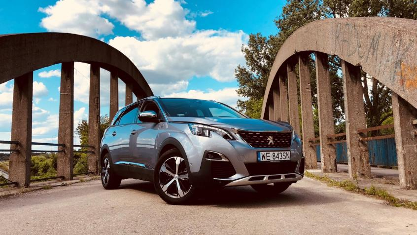 Peugeot 5008 II Crossover Facelifting