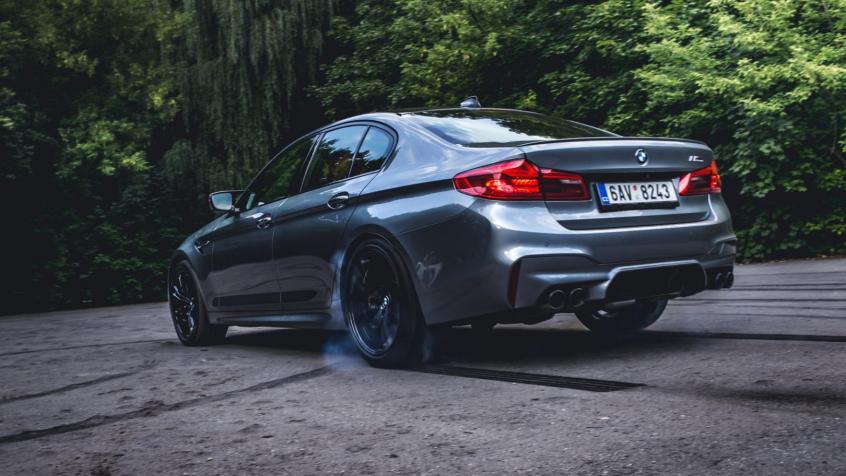 BMW Seria 5 (M5) modele, dane, silniki, testy • AutoCentrum.pl