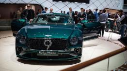 Bentley - Geneva International Motor Show 2019