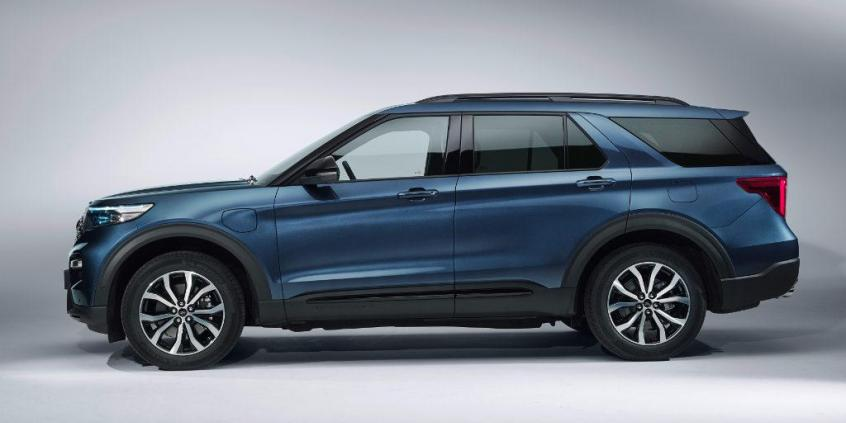 Ford Explorer Plug-In Hybrid (2019)