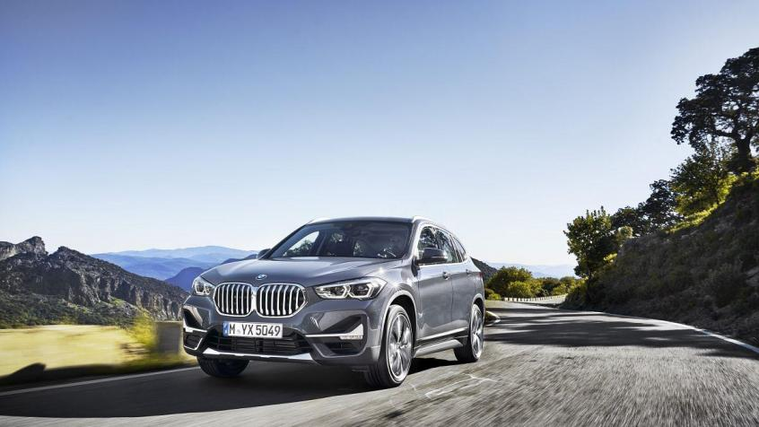 BMW X1 F48 Crossover Facelifting