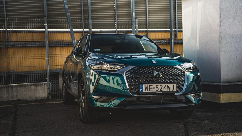 DS 3 Crossback Crossback