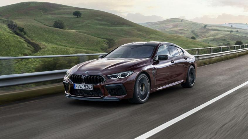 BMW Seria 8 II Coupe