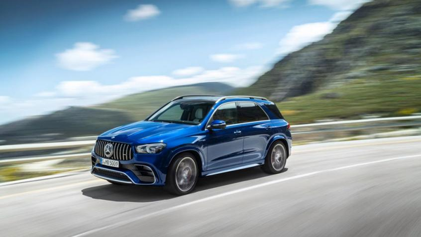 Mercedes GLE V167 Coupe