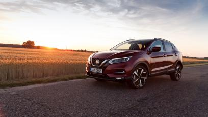 Nissan Qashqai II Crossover Facelifting