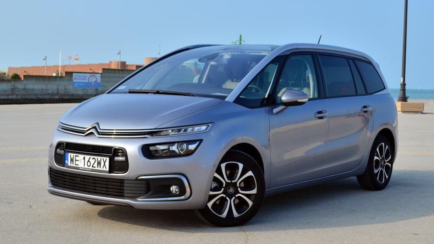 Citroen C4 Spacetourer Grand