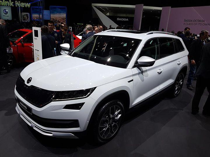 skoda kodiaq octavia genewa newsy live. Black Bedroom Furniture Sets. Home Design Ideas