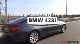 BMW 428i xDrive 2.0 245 KM, 2013 - test AutoCentrum.pl