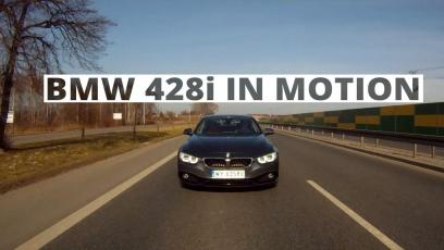BMW 428i xDrive 2.0 245 KM In Motion
