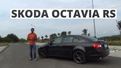 [HD] Skoda Octavia RS 2.0 TSI 220 KM, 2014 - test AutoCentrum.pl