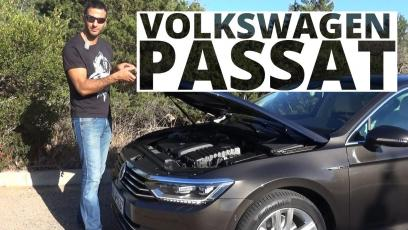 [HD] VW Passat B8 2.0 TDI 240 KM 4motion DSG, 2014 - test AutoCentrum.pl