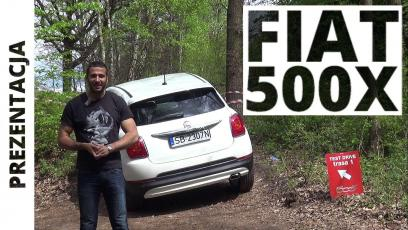 Fiat 500X, 2015 - test AutoCentrum.pl