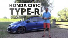 Honda Civic Type-R 2.0 310 KM, 2016 - test AutoCentrum.pl