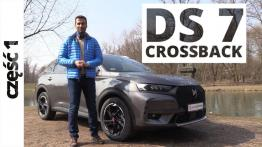DS 7 Crossback 2.0 BlueHDI 180 KM, 2018 - test AutoCentrum.pl