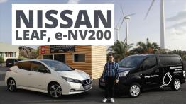 Nissan Leaf i e-NV200 - test AutoCentrum.pl