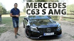 Mercedes C63 S AMG - Euro Muscle Car
