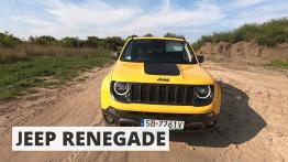 Jeep Renegade Trailhawk - blisko do Wranglera