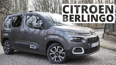Citroen Berlingo - ciekawa alternatywa dla SUV-a
