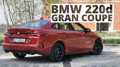 BMW 220d Gran Coupe - czy BMW wie, co robi?