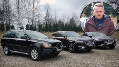 Volvo XC90 – już wtyczka, czy nadal diesel, ale z prądem?
