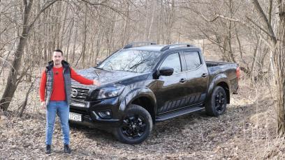 Nissan Navara – czy chowa asa w rękawie?