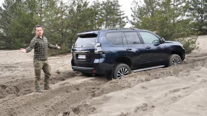 Toyota Land Cruiser – jak zabraknie pokory, to napędy nie pomogą