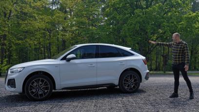 Audi Q5 Sportback – dopłacasz za wygląd, a tracisz niewiele