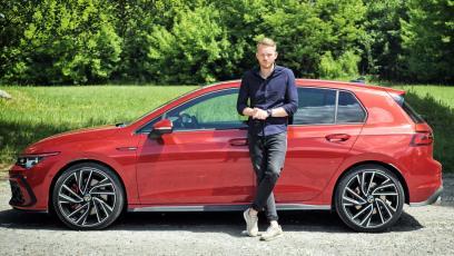 Volkswagen Golf GTI – ty masz moc, a on co innego
